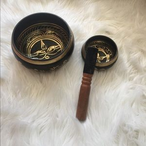 Accessories - Two sound bowls